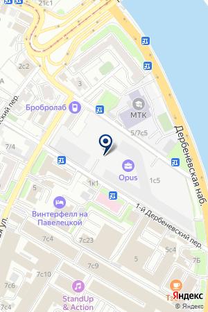 ПТФ УРСА ЕВРАЗИЯ на карте Москвы