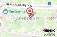 Схема проезда до компании Мотовелотехника в Москве