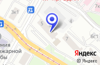 Схема проезда до компании РУСЛАН-3 в Москве