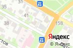 Схема проезда до компании Саморезик.ру в Туле