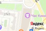 Схема проезда до компании Sweet Berry в Москве