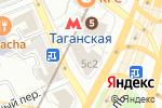 Схема проезда до компании Coral Elite Service в Москве