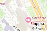 Схема проезда до компании Clever Hostels в Москве