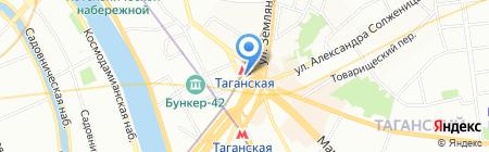 Gsmkin на карте Москвы