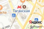 Схема проезда до компании Gsmkin в Москве