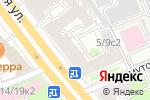 Схема проезда до компании КВАНД-АСХМ в Москве