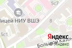 Схема проезда до компании Creator в Москве