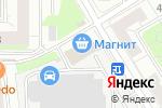 Схема проезда до компании Золотая сказка в Москве