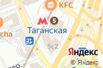 Схема проезда до компании Робиком в Москве