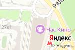 Схема проезда до компании Markiza в Москве