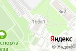 Схема проезда до компании Мелодия в Москве