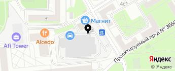 MF-Avto на карте Москвы