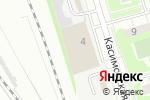 Схема проезда до компании Auto-Shock в Москве