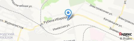Донецкая общеобразовательная школа I-III ступеней №108 на карте Донецка