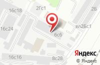 Схема проезда до компании Продюсерский Центр  в Москве