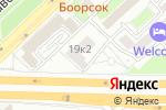 Схема проезда до компании Корпоративный Консультант в Москве
