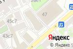 Схема проезда до компании НЕОЛАНТ в Москве