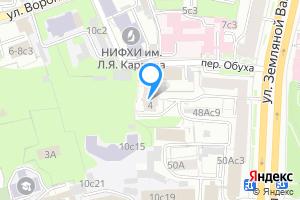 Сдается двухкомнатная квартира в Москве м. Чкаловская, переулок Обуха, 4