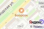 Схема проезда до компании Старое Такси Москва в Москве