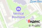 Схема проезда до компании Национальный Экспертный Центр в Москве