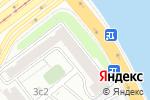 Схема проезда до компании Скала Партнеры в Москве
