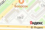 Схема проезда до компании Практика бухучета в Москве