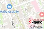 Схема проезда до компании Aureole Capital в Москве