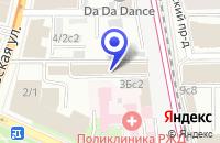 Схема проезда до компании ЦЕНТР МЕДИЦИНЫ И ВЫСОКИХ ТЕХНОЛОГИЙ МИР в Москве