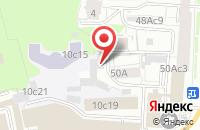 Схема проезда до компании Максмедиа Групп в Москве