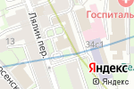 Схема проезда до компании Наш страховой дом в Москве