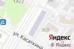 Схема проезда до компании Строй Сервис в Москве