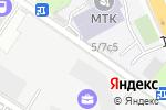 Схема проезда до компании World Window Logistics в Москве
