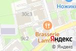 Схема проезда до компании Пой легко в Москве