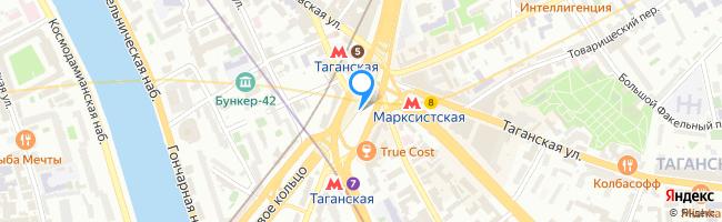Таганская площадь