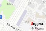 Схема проезда до компании Юнимед-Квант в Москве