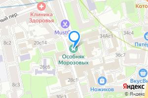 Снять комнату в пятикомнатной квартире в Москве м. Чкаловская, Подсосенский переулок, 21с1