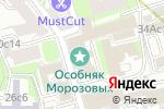 Схема проезда до компании Независимое патентное агентство в Москве