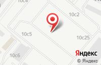 Схема проезда до компании Ибк Строй в Москве