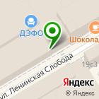 Местоположение компании Архитектурная мастерская георгия пряничникова