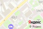 Схема проезда до компании Истоки в Москве
