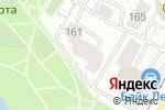 Схема проезда до компании Малахит в Москве