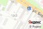 Схема проезда до компании рфломбард в Москве