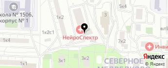 Avtooptica.ru на карте Москвы
