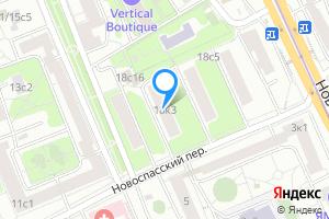 Снять комнату в двухкомнатной квартире в Москве м. Марксистская, улица Малые Каменщики, 18к3