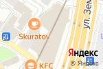 Схема проезда до компании Московский театр на Таганке в Москве