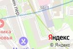 Схема проезда до компании Сlay Garden в Москве