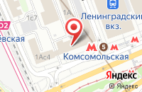 Схема проезда до компании ВторЦветМет в Кощаково