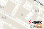 Схема проезда до компании Энергоцентр в Москве