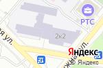 Схема проезда до компании Московский университет МВД России им. В.Я. Кикотя в Москве