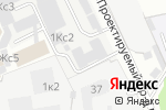 Схема проезда до компании HORI в Москве